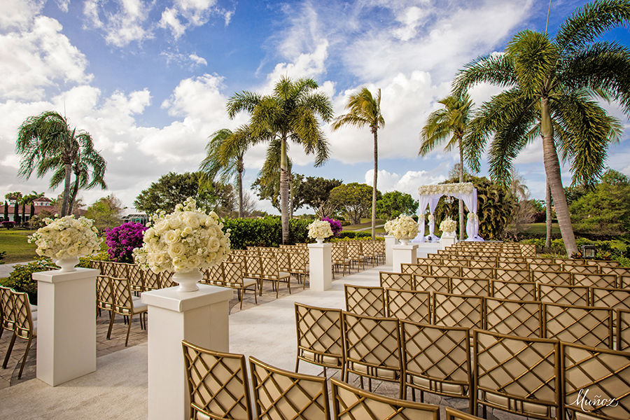 Golf Club Weddings & Events at Ibis West Palm Beach, FL |Dominique Darden West Palm Beach Wedding